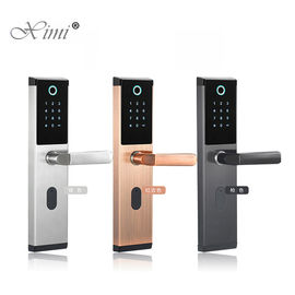 Long Lifespan Fingerprint RFID Door Lock High Jimmying Resistance